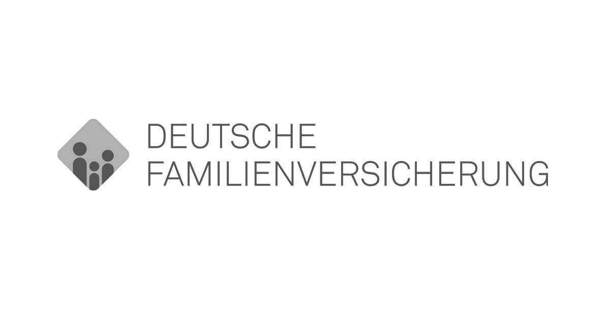 Logo DFV - Deutsche Familienversicherung