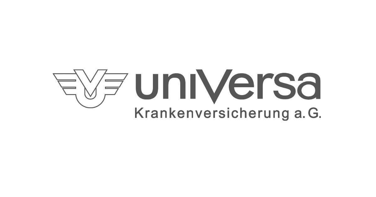 Logo uniVersa Krankenversicherung a.G.