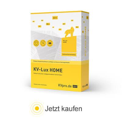 KV-Lux HOME für Verbraucher jetzt kaufen