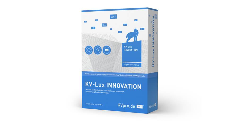 KV-Lux INNOVATION für Produktmanager