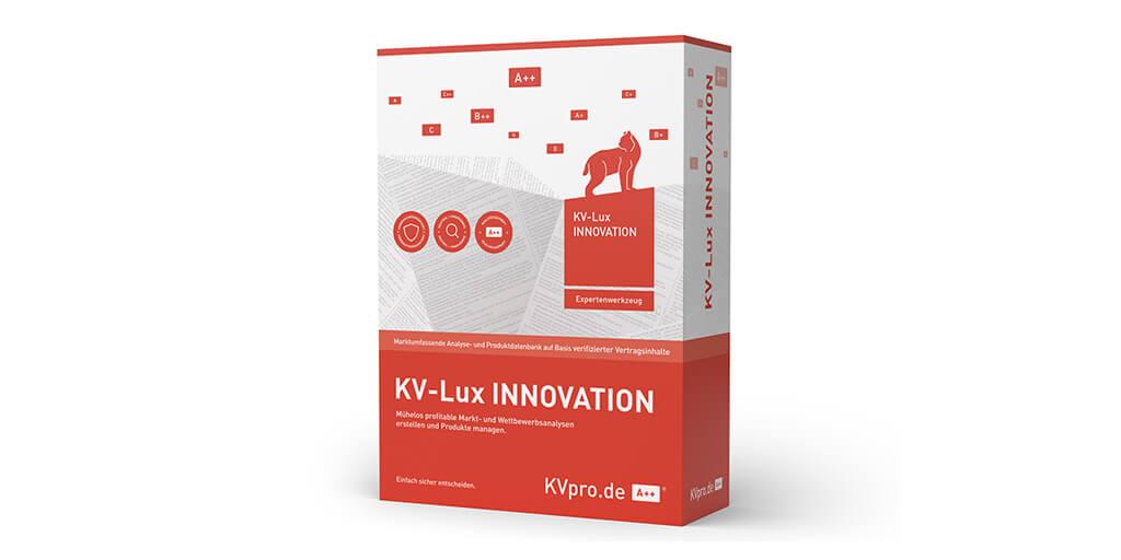 KV-Lux Innovation für den Vertrieb